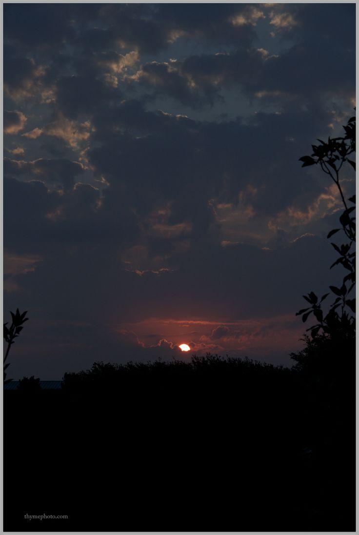 Morning Sunrise over Houston, Texas rileymadel.blogspot.com