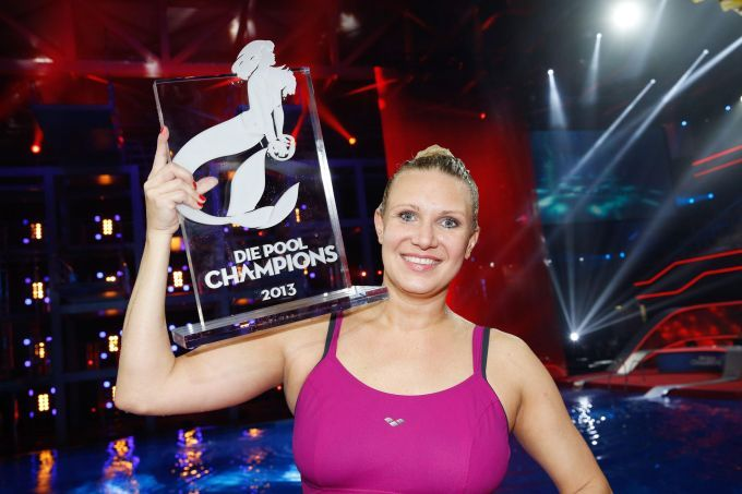 "#MagdalenaBrzeska ist ""#PoolChampion 2013"" - So war das #Finale #RTL › Stars on TV"