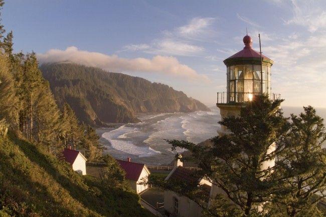 De kust van Oregon, in het bijzonder de ruige Samuel H. Boardman State Scenic Corridor