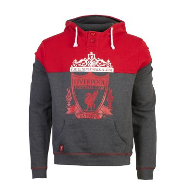 LFC Mens Brace Hoody | Mens | Clothing | Liverpool FC Official Store