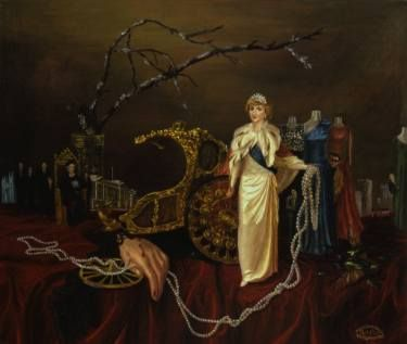 "Saatchi Art Artist Margarita Makarova; Painting, ""Princess Diana. Life."" #art"