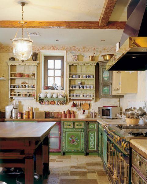 Рецепт идеальной кухни от Юлии Высоцкой - Woman's Day