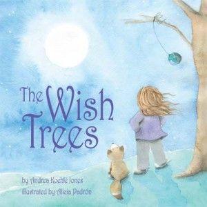 The Wish Trees children's tree book.