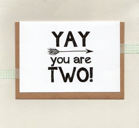 YAY you are TWO or choose another age . kids age by ThePaisleyFive