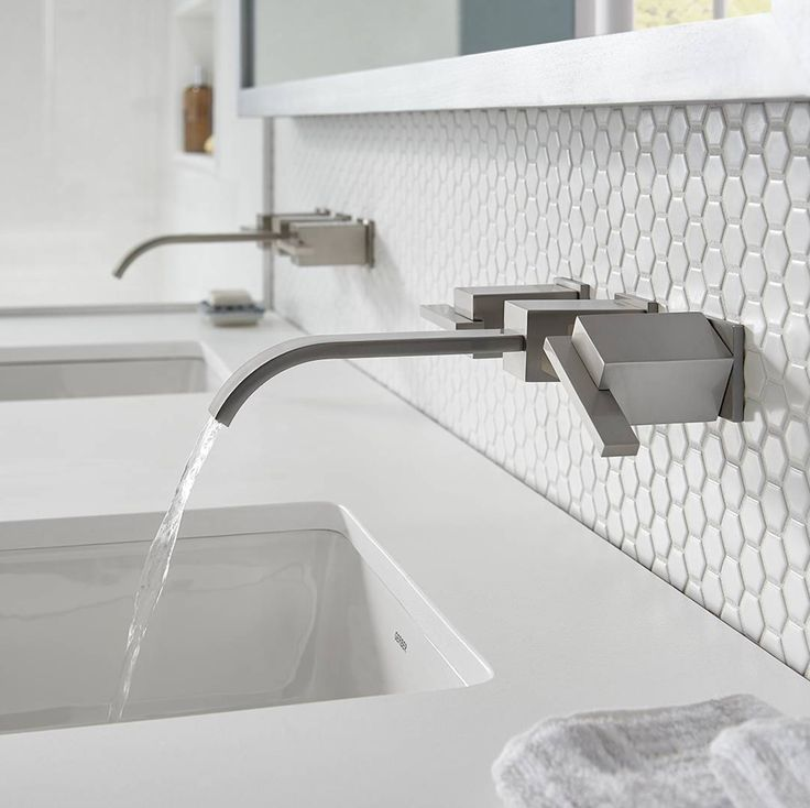 The 257 best Bathroom Faucets images on Pinterest | Bathroom taps ...