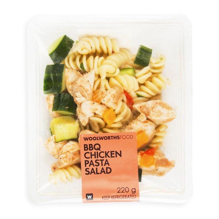 BBQ Chicken Pasta Salad 2go 220g