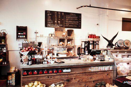 Coffee Shop Tumblr