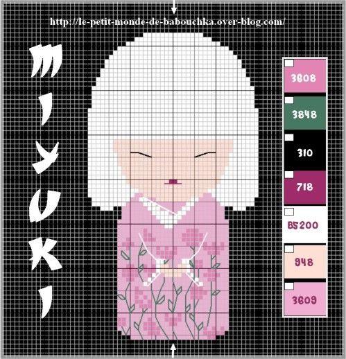 """Les frees.... Youpi !!! - Tuto pour réaliser… - Trop d'honneurs !!!! - Miyuki !!!! La paix… - Tomomi a du succès… - Multifrees (et non… - Délire… - Le nouveau """"Lily… - Le tout premier… - … - Felix Felicis !!!! - Le blog de Babeth"""