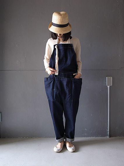 kapital denim - overalls+apron=AWESOME!