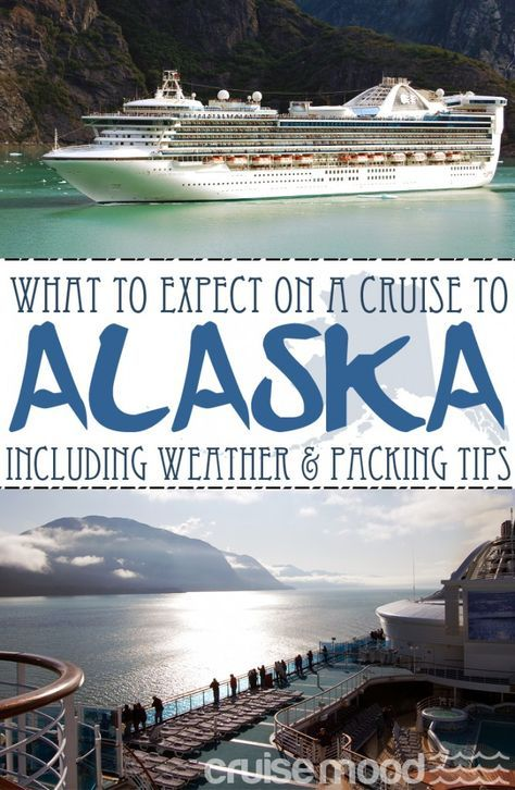 What to expect on a cruise to Alaska - weather, daylight, ports, whales, packing, and excursions! #travel #cruise