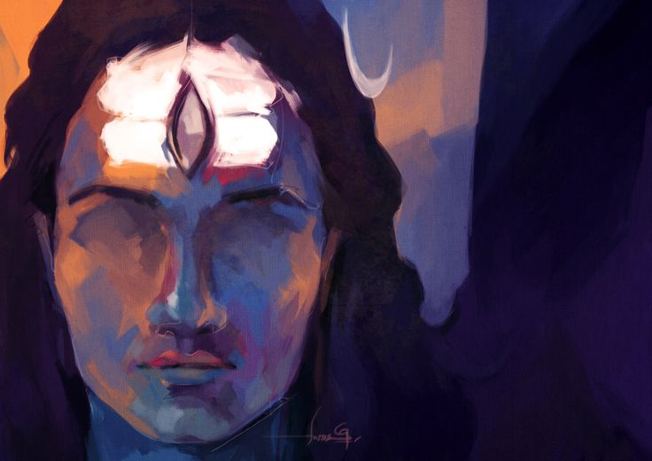 SHIVA by swarooproy.deviantart.com on @DeviantArt