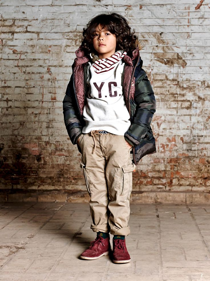 One of our Favourite brands at Junior Style Scotch Shrunk -  AW13 down jacket from @I Dream Elephants brrr brrr will be needing this soon!