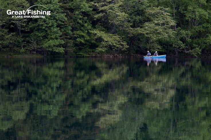然別湖[6月]