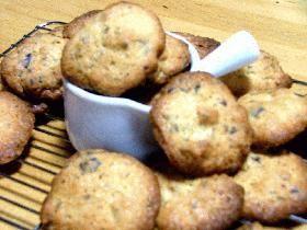 チョコ・ミントクッキー(くるみ入り)