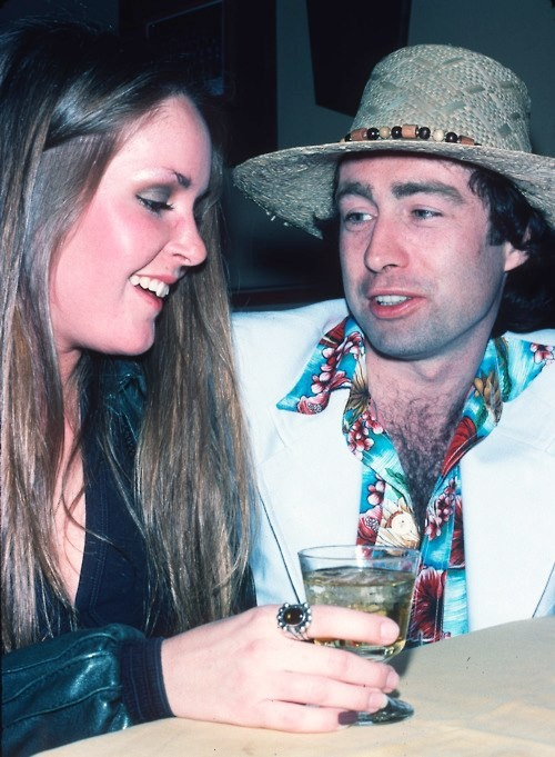 Lita Ford (Runaways) and Paul Rodgers