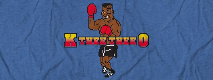 """Athk anyone born in the eighthieth and they'll tell you that """"Iron"""" Mike Tython wath THEE BETHT heavyweight bockther of ALL TIME. We're proud to commemorate this legend on this thweet, eckthcluthive, limited edithion tee from The Chivery'th own Othritch Imporths."""