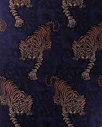 Tyger Tyger Dark Violet/Metallic Rose från Matthew Williamson
