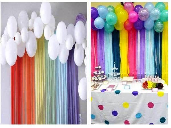 Ideas Para Fiestas Infantiles Economicas Y Sencillas Fiestas Infantiles Ideas Fiestas Infantiles Fiesta Sencilla