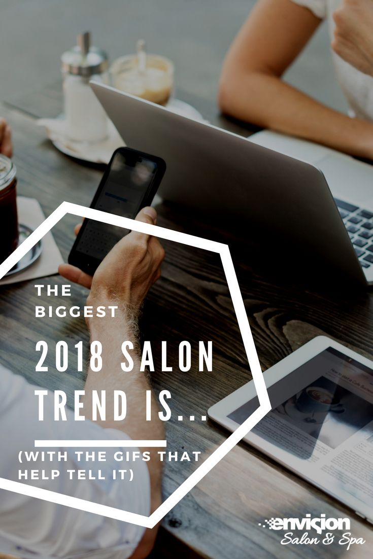 Salon Trends May Come And Go But There Is One Huge Standout Already  Established To Take The Industry By Storm In