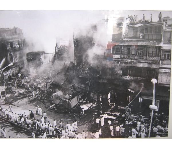 The 1984 anti-Sikhs riots was a riot directed against ...