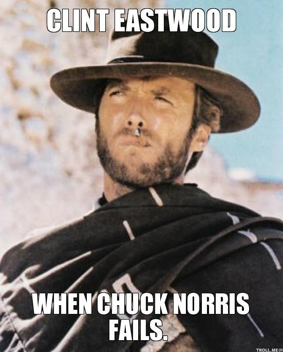 About John Wayne Chuck Norris Meme Daily Motivational Quotes