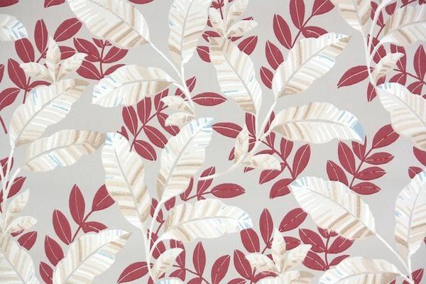 1940s Botanical Vintage Wallpaper Vintage Wallpaper Wallpapers Vintage Phone Background Patterns