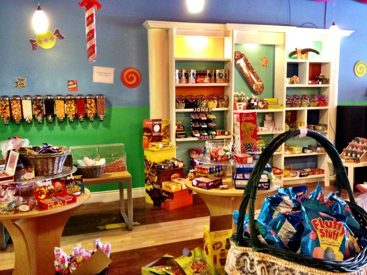 The Crazy Candy Shoppe Is Now Open In Orangeville
