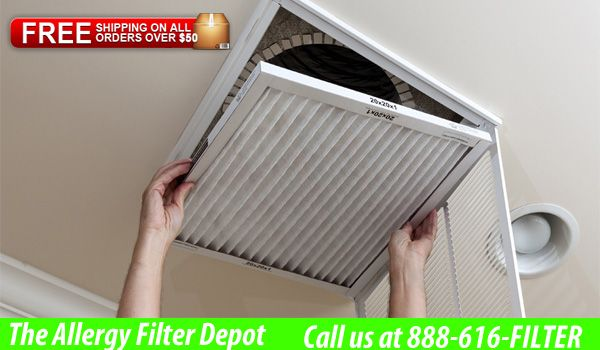 Shop air conditioner filters at allergyfilterdepot.com or get free shipping on all orders over $50. Call us now 888-616-FILTER, you can also visit our website: http://www.allergyfilterdepot.com