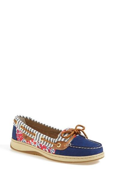 Sperry 'Angelfish' Boat Shoe - Ah, Sperry Top-Siders, how do I love thee, let me count the ways...most comfortable shoes ever!