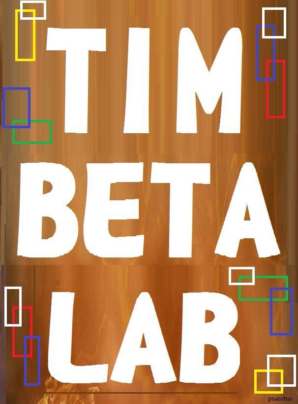 TIM BETA #LAB #timBETA #BetaAjudaBeta #betalab #timbetalab #OperacaoBetaLab Um ajudando o outro! Me segue que eu te sigo de volta... ;)