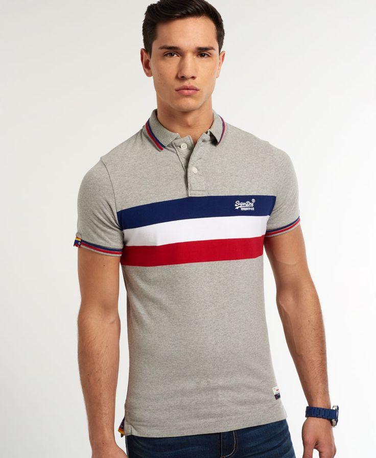 superdry mens polo shirt - 736×897