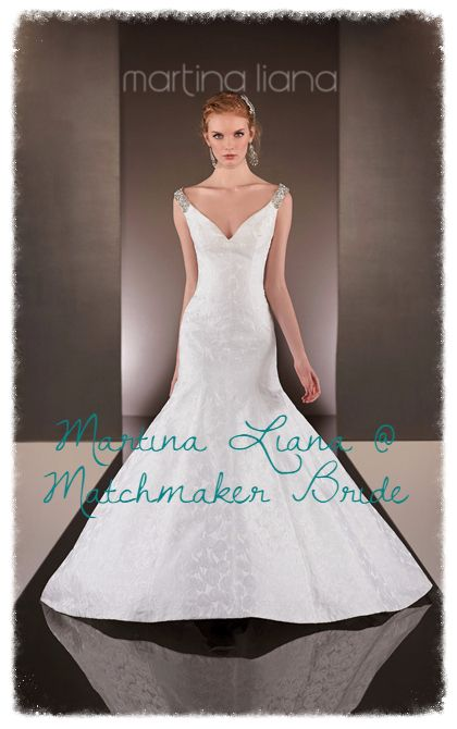 Martina Liana wedding dress at Matchmaker Bride, Brentwood, Essex