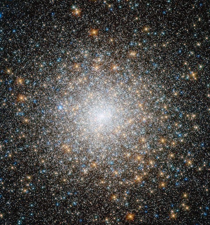 Messier 15: Great Pegasus Cluster