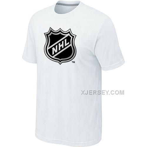 http://www.xjersey.com/nhl-logo-big-tall-white-tshirt.html NHL LOGO BIG & TALL WHITE T-SHIRT Only $26.00 , Free Shipping!
