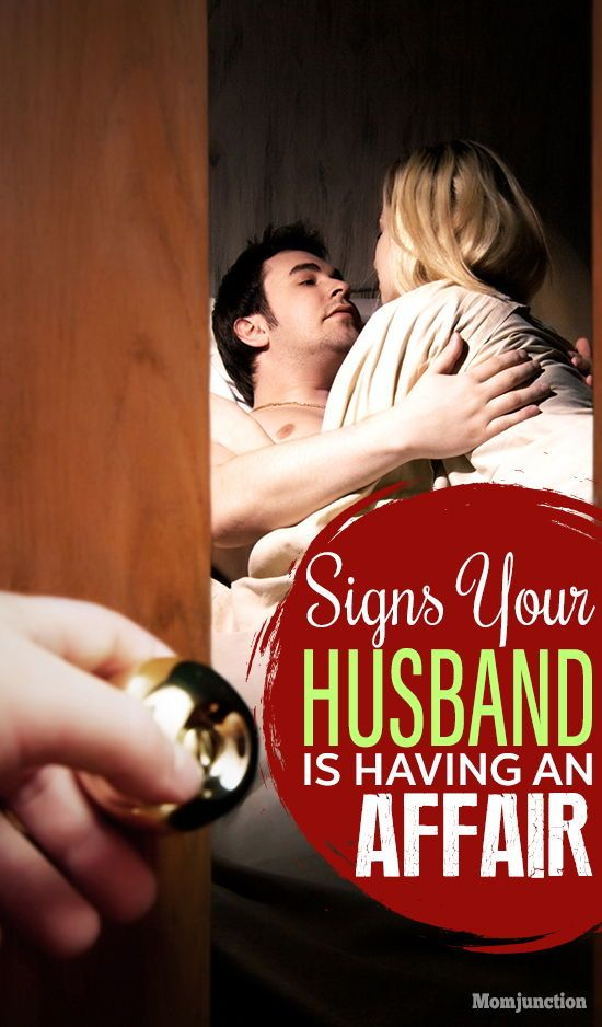how to have an affair with your husband