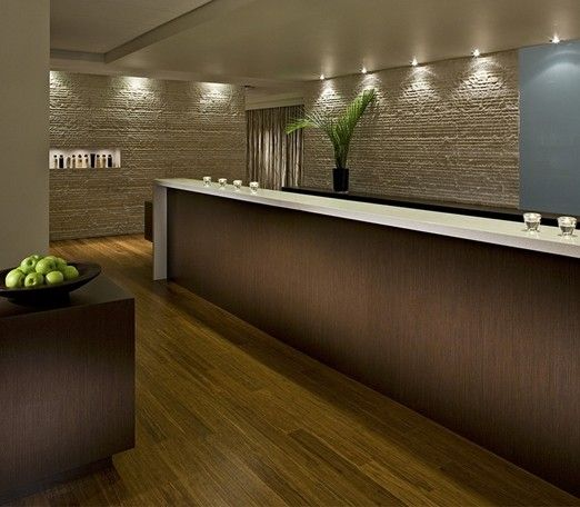 Quartz Stone Reception Desk : Hotel reception desk design el dorado clubhouse