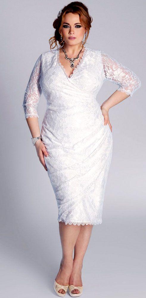 30 Best Plus Size Wedding Dresses Images On Pinterest Plus Size