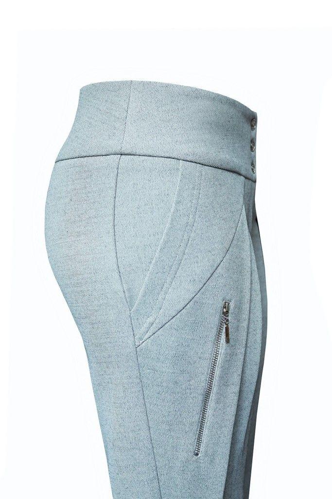 Купить стильные женские шерстяные брюки 2430в (2430v3001) дешево в Москве: цена, отзывы || Интернет магазин В восторге