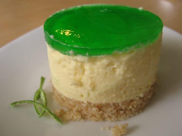 Kuchen de yogurt de lima | En mi cocina hoy Muy refrescante