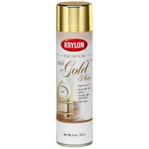 krylon 1000 premium metallic spray paint gold krylon http www. Black Bedroom Furniture Sets. Home Design Ideas