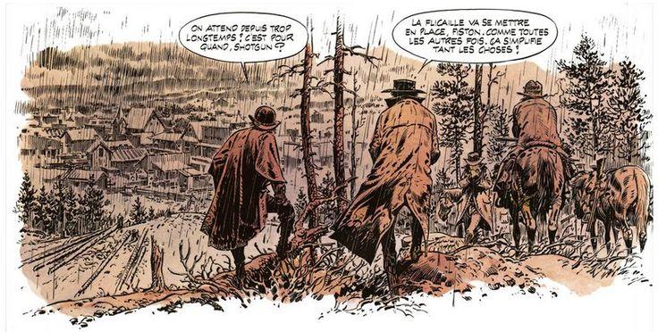 Hermann expose à Versailles - Actua BD: l'actualité de la bande dessinée