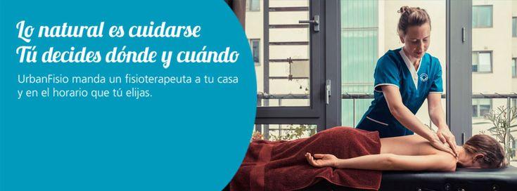 UrbanFisio, un servicio personalizado de fisioterapia a domicilio nacido en España - Diario de Emprendedores