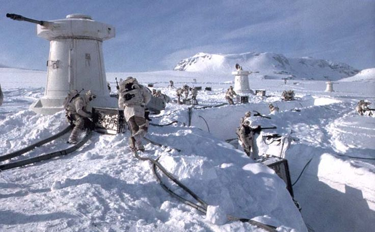 There's been a lot of web chatter about the STAR WARS production team going to Iceland to film some background plates for EPISODE VII since news first broke about the possibility at the Icela…