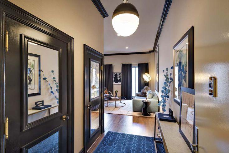 Upper Manhattan Bachelor Pad @ Elizabeth Bolognino Interiors