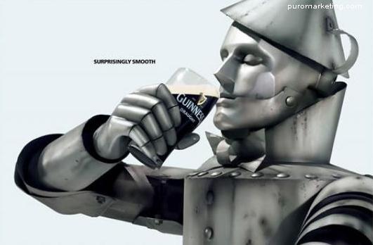 Del Mago de Oz a Cerveza Guinness