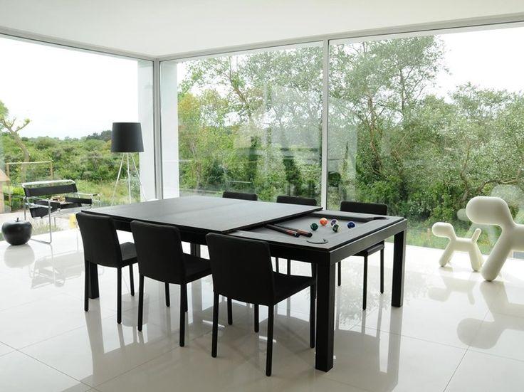 billardtisch als esstisch frisch bild und cbcbefafafdfbdadff terrace decor table metal
