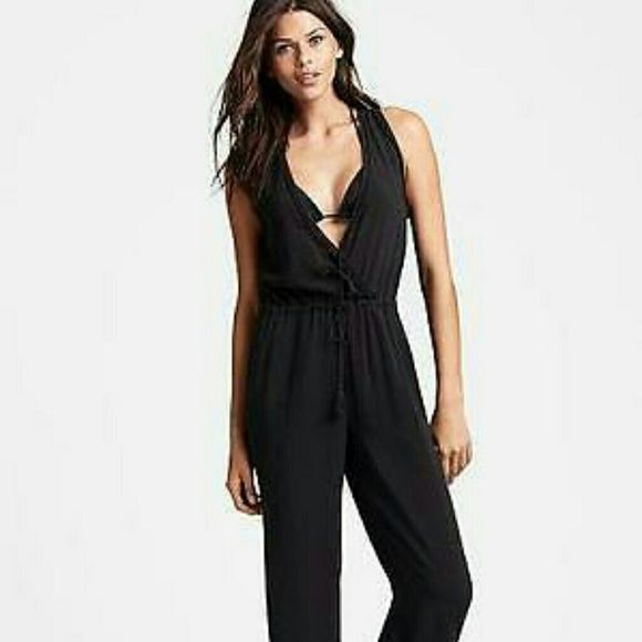 VS Swim Coverup Jumpsuit | Swim Victoria Secret And Jumpsuits