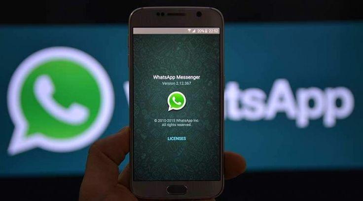 WhatsApp, Mesaj Silme Özelliğini Deniyor! En çok kullanılan mesajlaşma uygulaması WhatsApp, bir süredir beklenen mesaj silme özelliği hakkında denemelere başladı. İşte WhatsApp mesaj silme özelliği! http://www.teknosultan.com/whatsapp-mesaj-silme-ozelligini-deniyor-6658.html