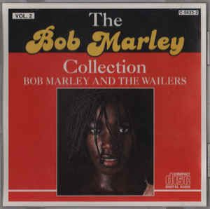 Bob Marley & The Wailers - The Bob Marley Collection Vol. 2: buy CD, Comp at Discogs