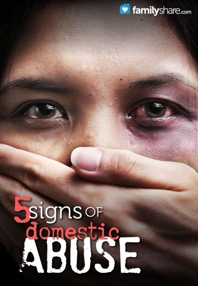Do you wonder if your friend is in trouble? Do you wonder if something is happening in your relatives home? Five warning signs that someone may be abused.